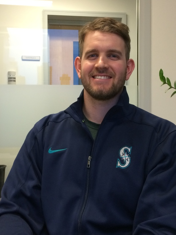 Seattle Mariners Pitcher James Paxton is ready for the 2015 MLS season.