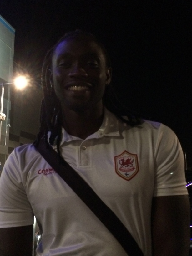 Cardiff City Striker Kenwyne Jones could be on the verge of a move to MLS.