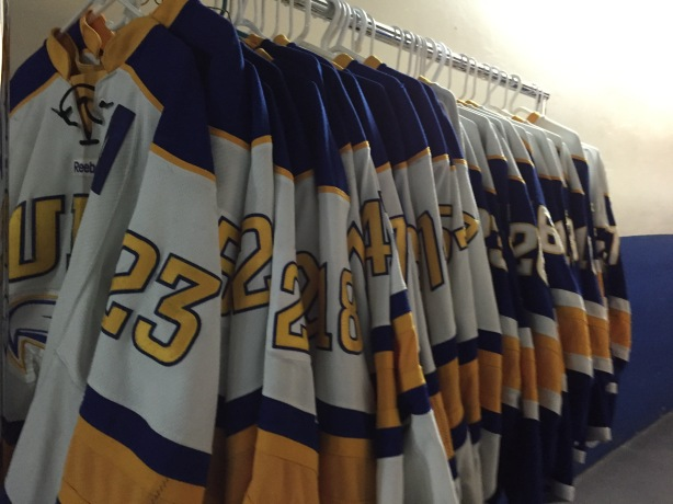 Team UBC will look to don these jerseys next season and continue the success.