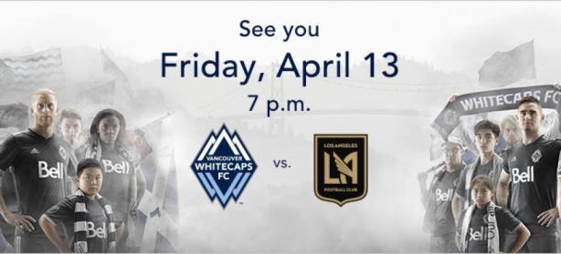 April 13 kickoff